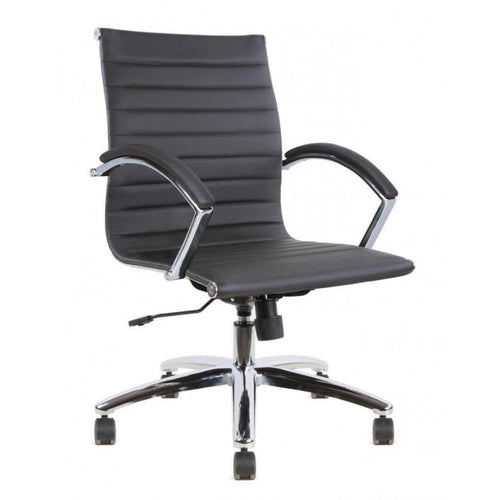 Jazz Medium Back Chair with Arms