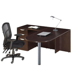 65x66 Bullet Top Desk for offices