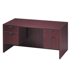 66x30 Workstation Desk with two hanging Files