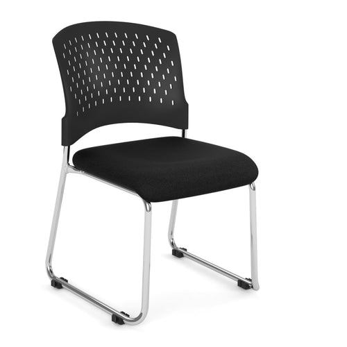 Alpha Sled Base Stacking Chair