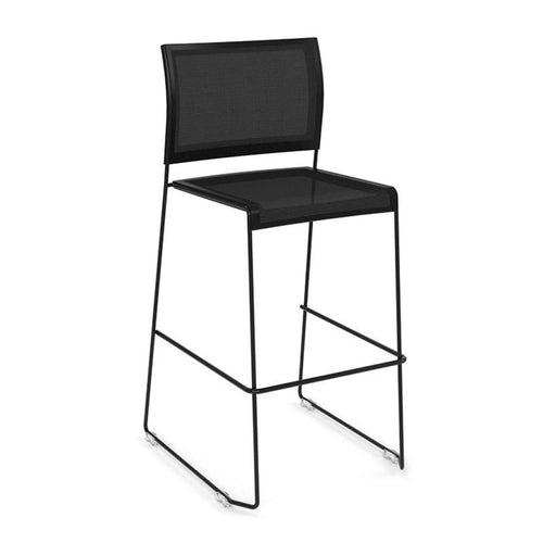 Pixel Bar Height Mesh Chair