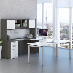 U Shape Executive Desk Group