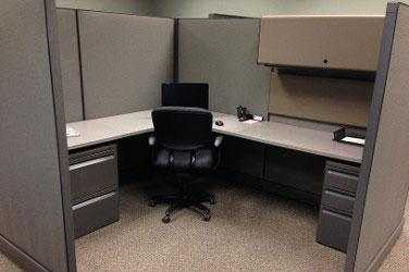 Herman Miller AO2 cubicle for sale in Minnesota