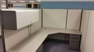 Herman Miller AO2 Cubicle