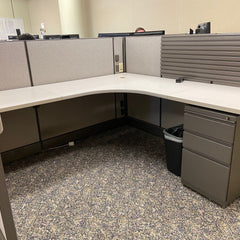 Herman Miller AO2 Cubicles