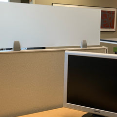 Acrylic Safety Panels for Cubicles**