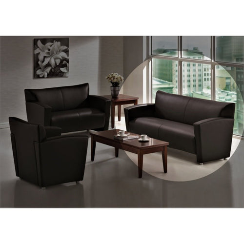 Trio sofa office reception lounge seat