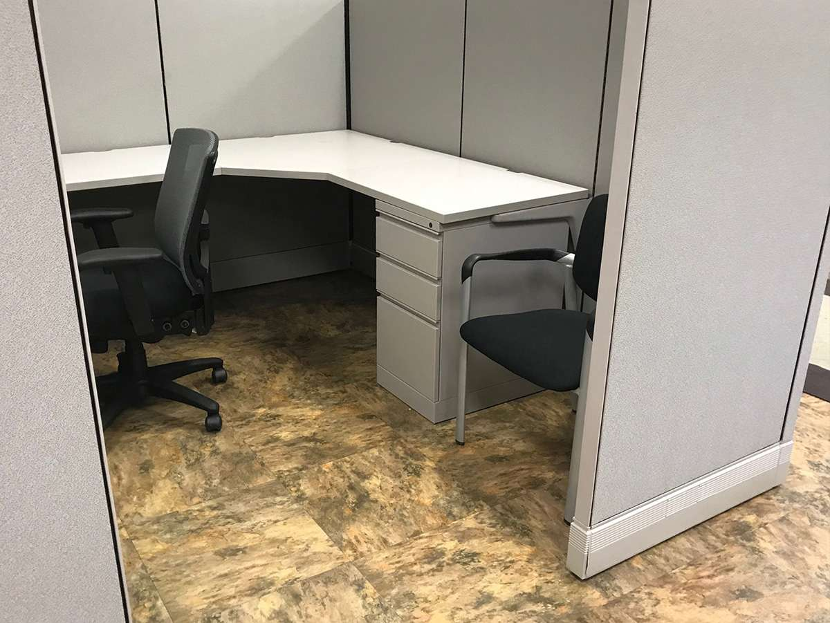 Pre-owned Herman Miller AO3 cubicles