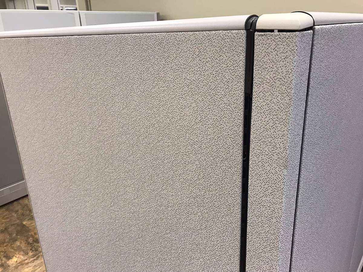 Choose new fabric for used Herman Miller AO3 cubicles