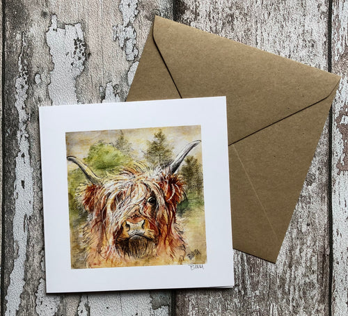 Greeting Card - Hamish