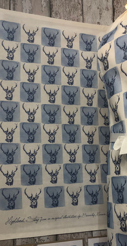 Tea Towel - Highland Stag