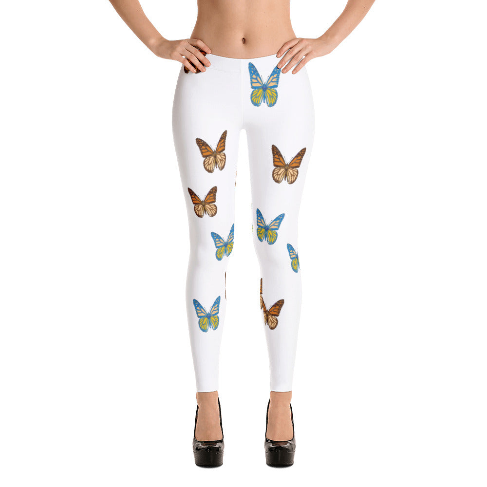 Leggings butterfly - All District