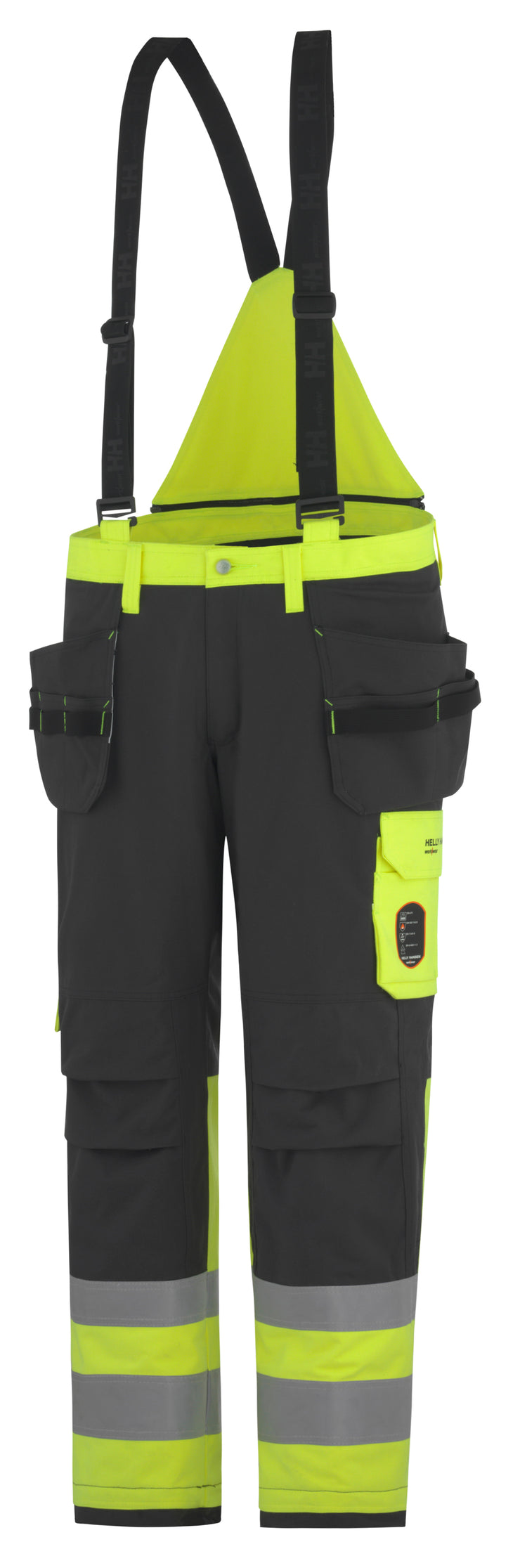 71486 H/H Aberdeen Multinorm insulated construction pant CL1