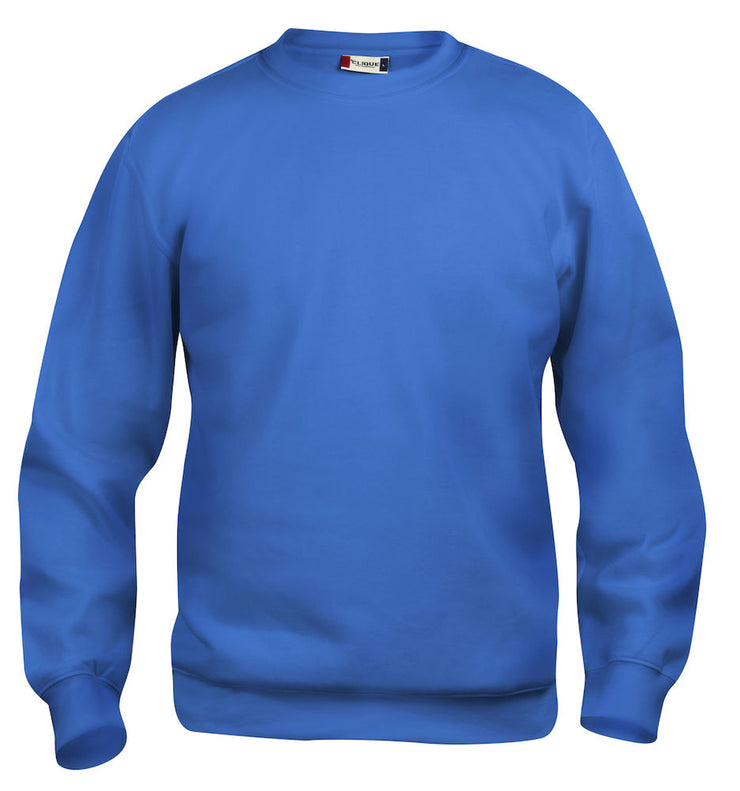 Clique Basic Roundneck Junior art. 021020 Royal Blue