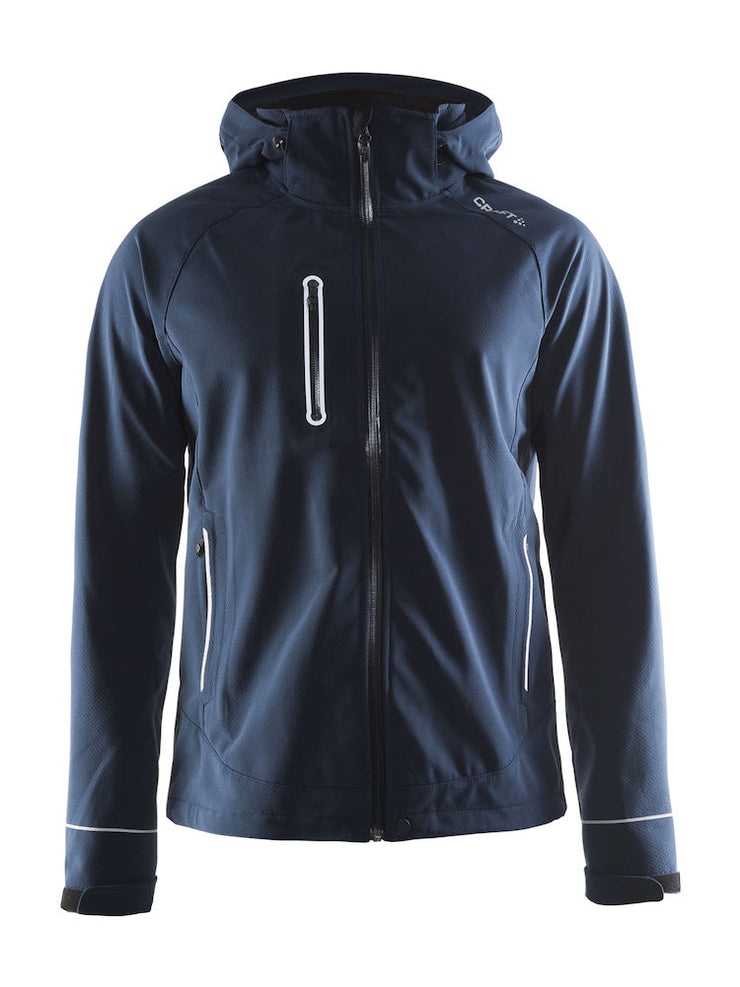 Craft Cortina Soft Shell Jacket M art.1903554 Dark Navy