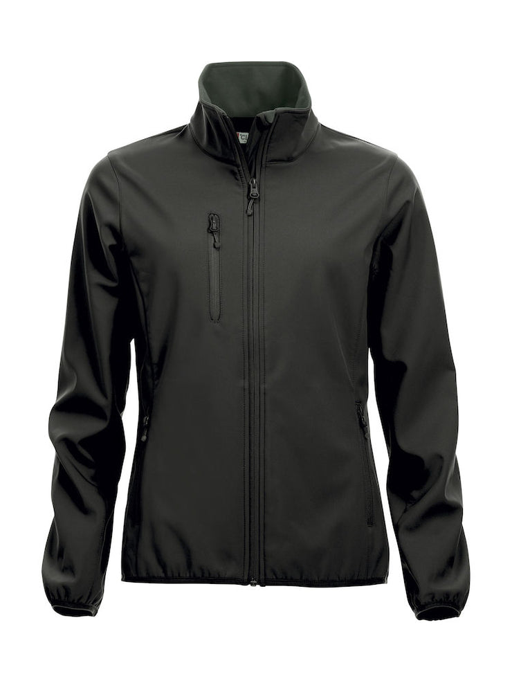 Clique Basic Softshell Jacket Ladies art. 020915 Black