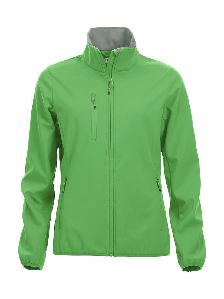 Clique Basic Softshell Jacket Ladies art. 020915 Apple Green
