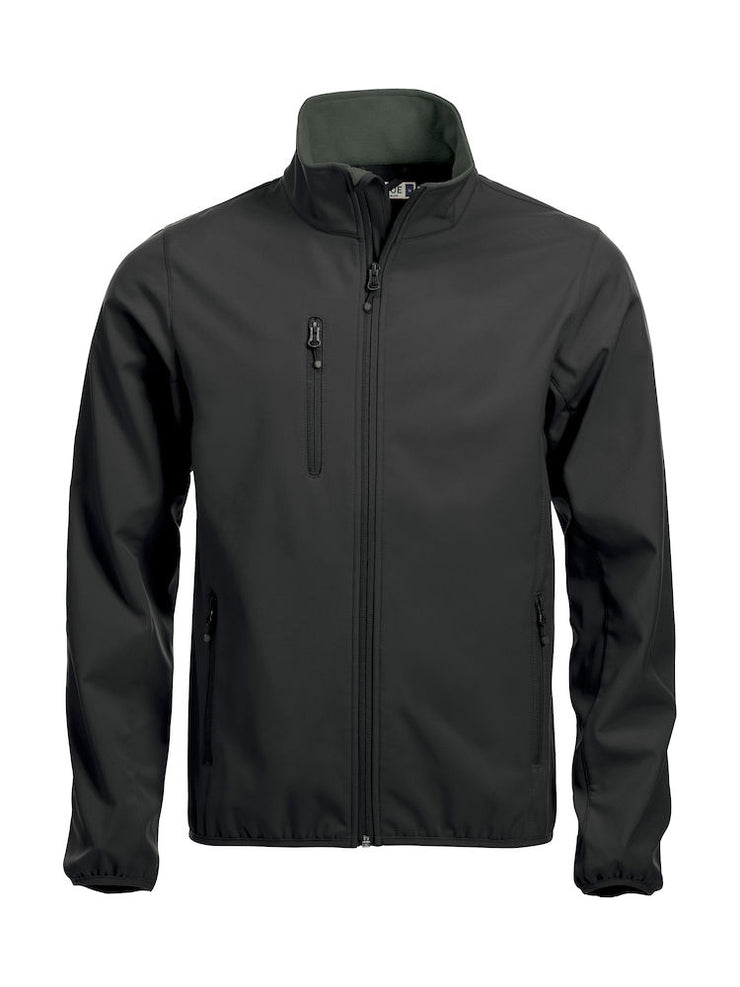 Clique Basic Softshell Jacket art. 020910 Black