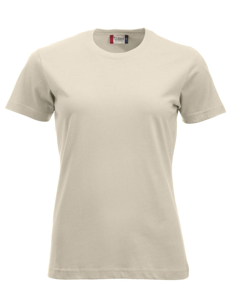 Clique New Classic-T Ladies art. 029361 Light Khaki