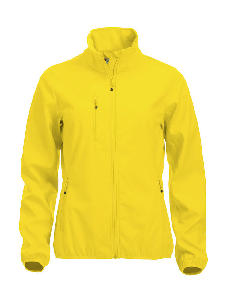 Clique Basic Softshell Jacket Ladies art. 020915 Lemon