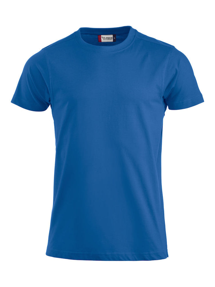 Clique Premium-T Mens art. 029340 Royal Blue