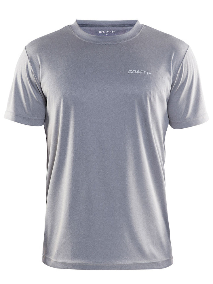Craft Prime Tee M art.199205 Grey Melange