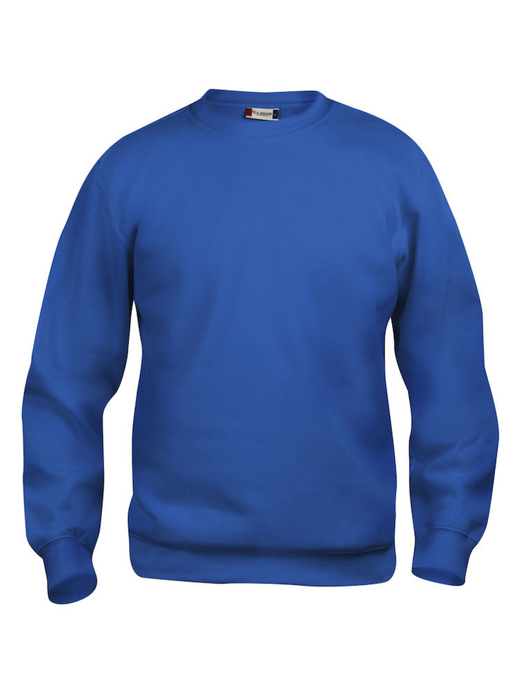 Clique Basic Roundneck art. 021030 Royal Blue