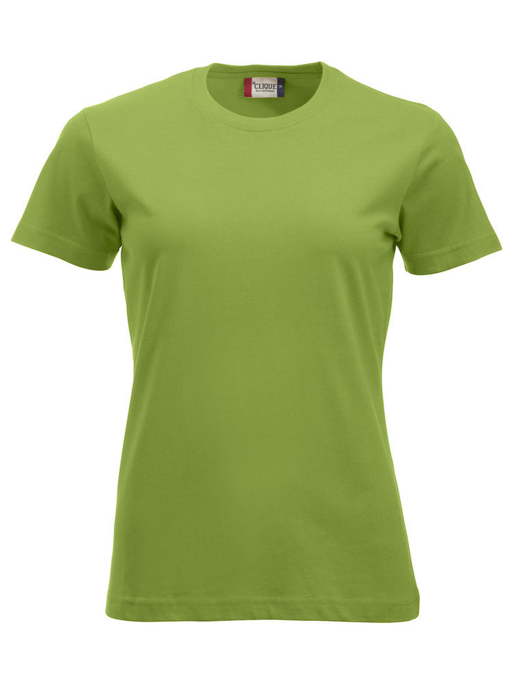 Clique New Classic-T Ladies art. 029361 Light Green
