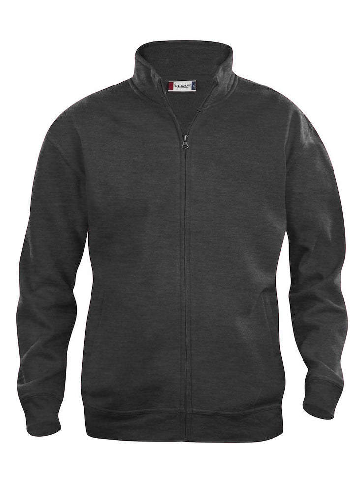 Clique Basic Cardigan Mens art. 021038 Anthracite Melange