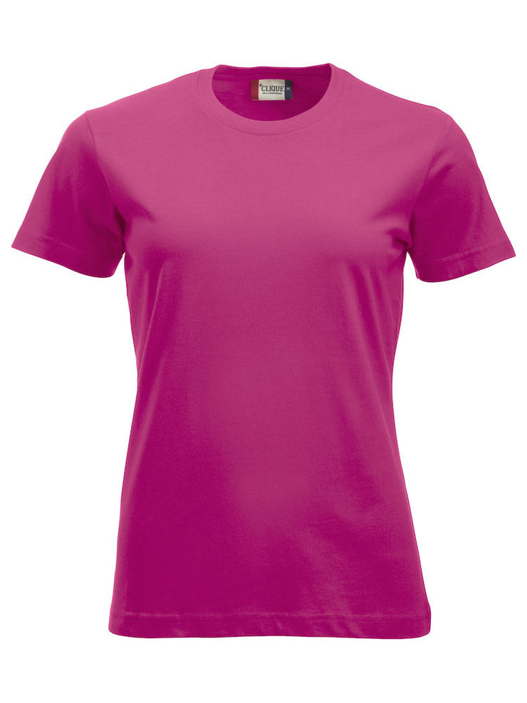 Clique New Classic-T Ladies art. 029361 Bright Cerise