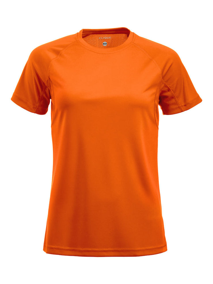Clique Active-T Ladies art. 029339 Visibility Orange