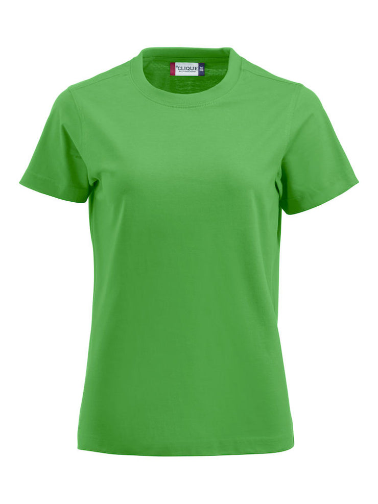 Clique Premium-T Ladies art. 029341 Bright Green