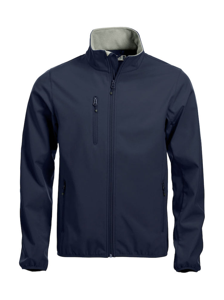 Clique Basic Softshell Jacket art. 020910 Dark Navy