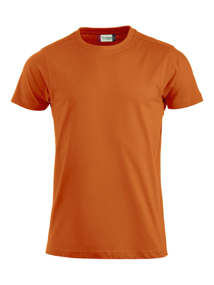 Clique Premium-T Mens art. 029340 Orange