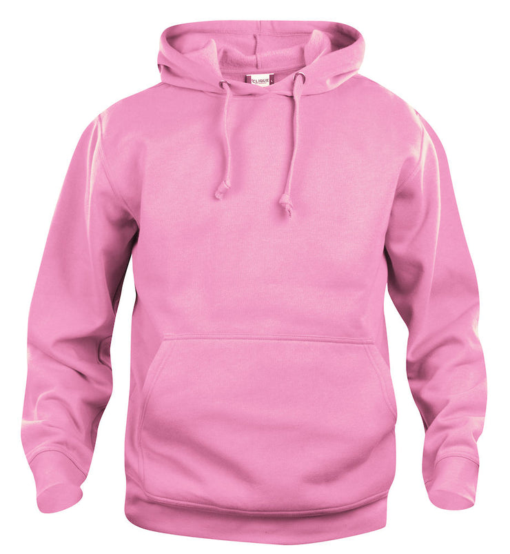 Clique Basic Hoody art. 021031 Bright Pink