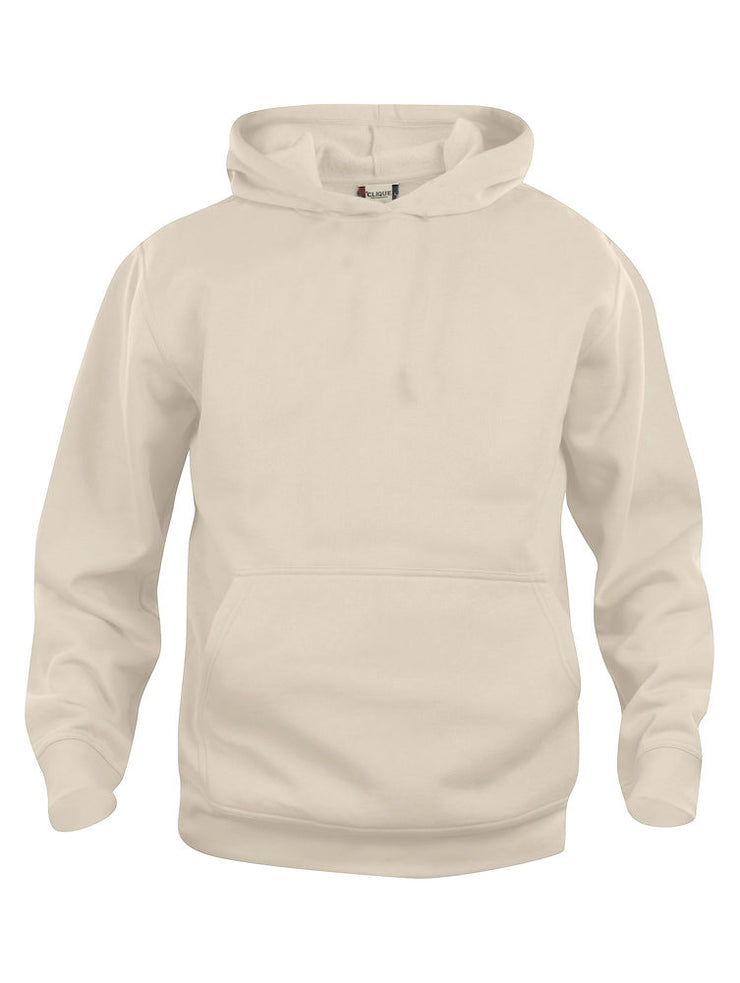 Clique Basic Hoody JR art. 021021 Light Khaki