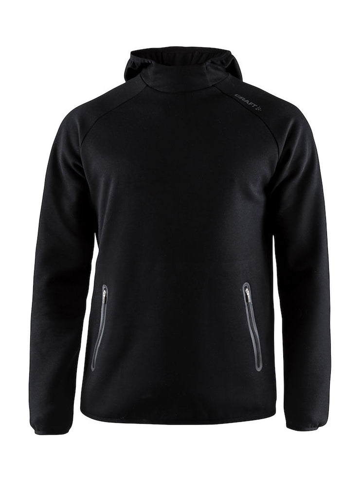 Emotion Hood Sweatshirt M Black art.1905786
