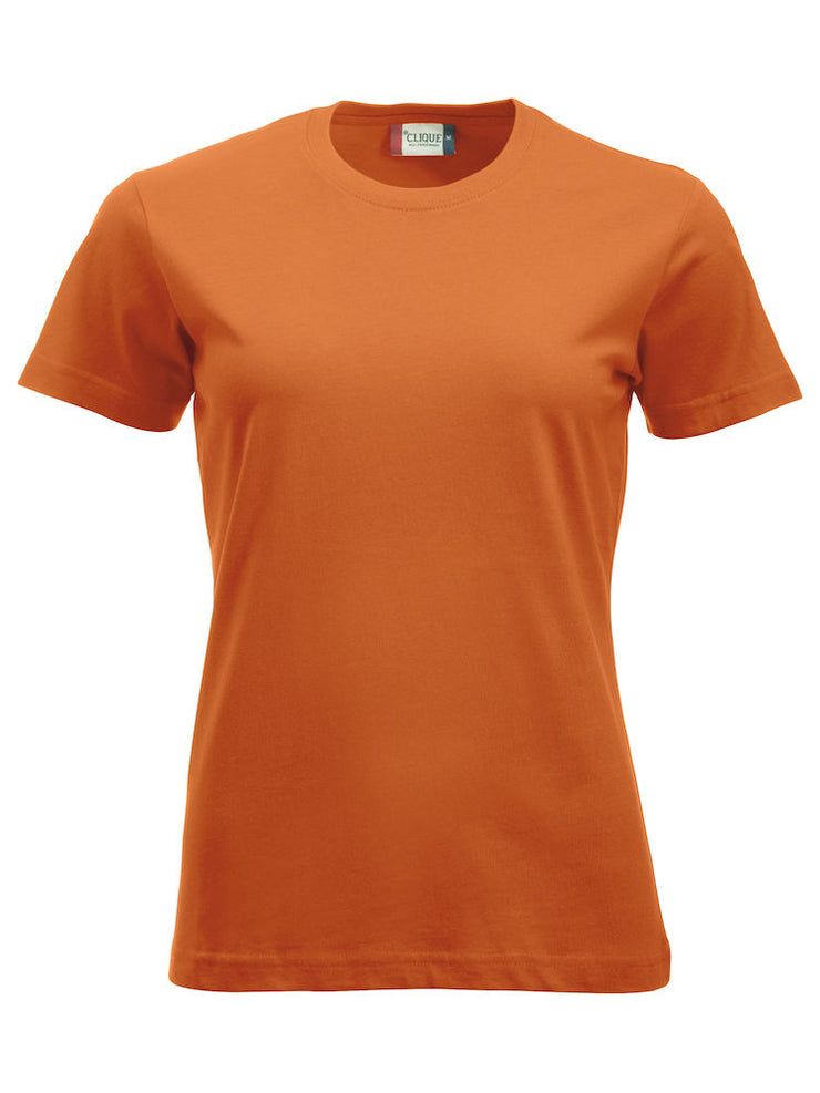 Clique New Classic-T Ladies art. 029361 Blood Orange