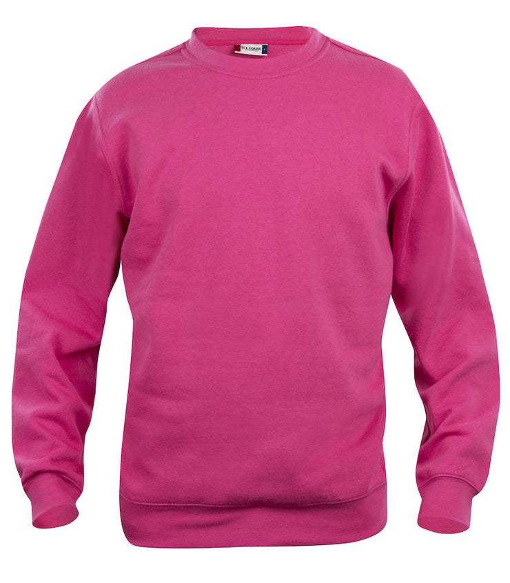 Clique Basic Roundneck Junior art. 021020 Bright Cerise