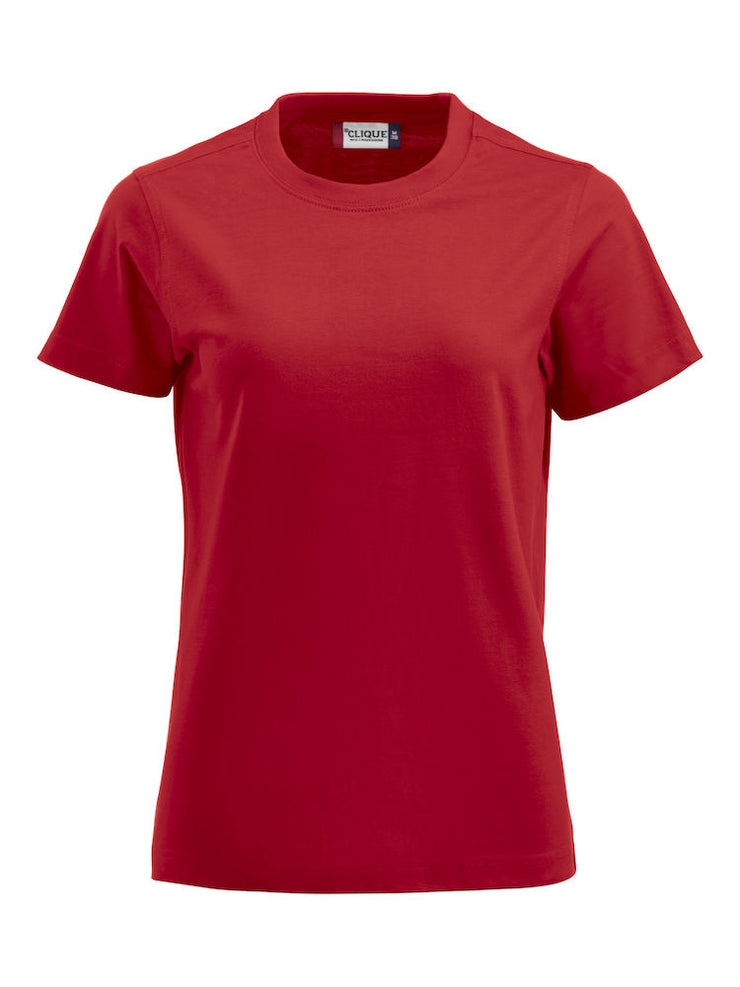 Clique Premium-T Ladies art. 029341 Red