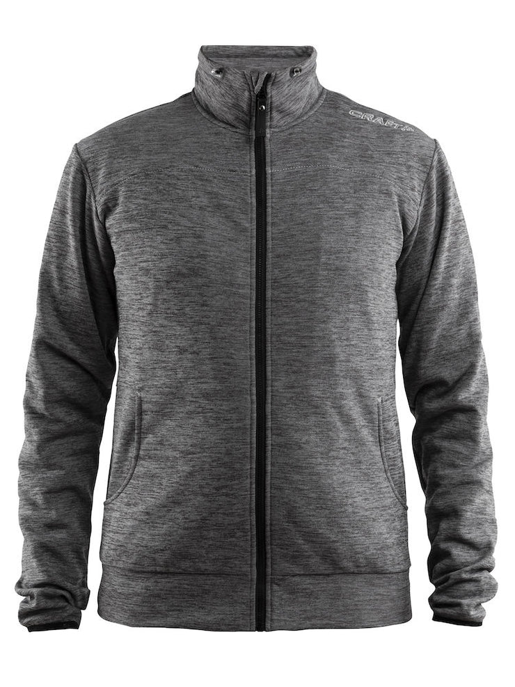 Craft Leisure Jacket M atr.1901690 Dark Grey Me