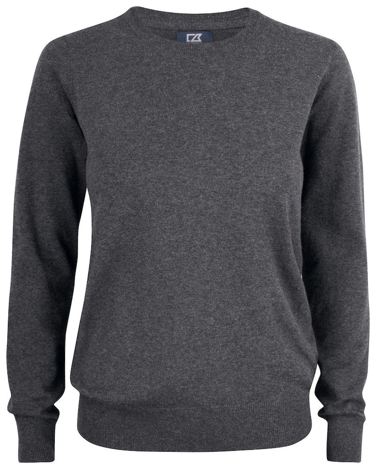 Cutter & Buck Oakville Crewneck art. 355417 Dame
