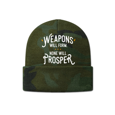 Weapons Beanie