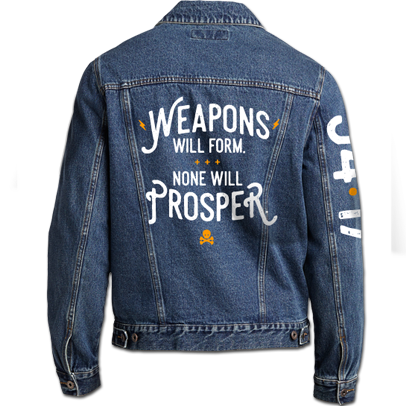 Weapons Denim Jacket