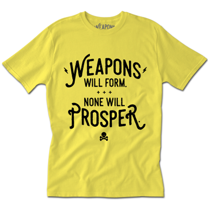 Weapons Sunshine Tee