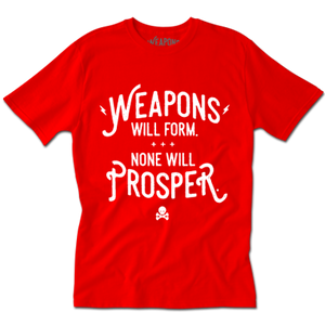 Weapons Scarlet Tee