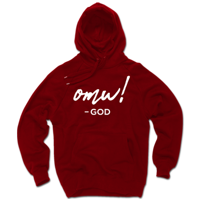 On My Way Hoodie