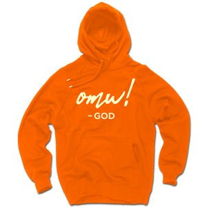 On My Way Hoodie (O)