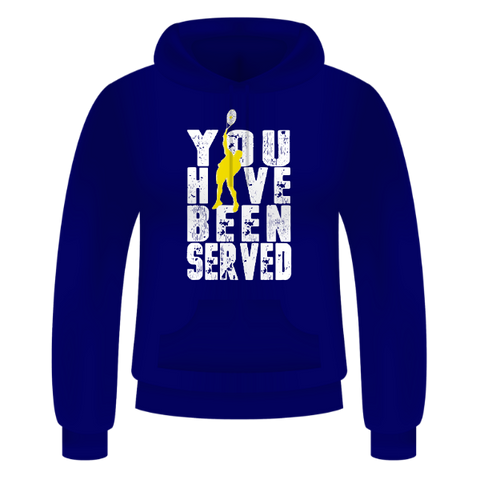 Unisex Hoodie  - White You Have Been Served