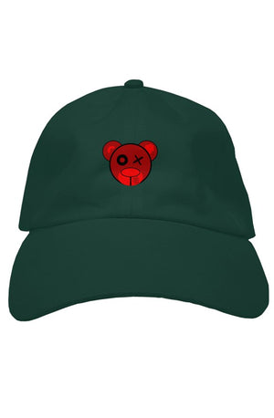 MOKEVII WABA FU RED CARPET DAD-HAT